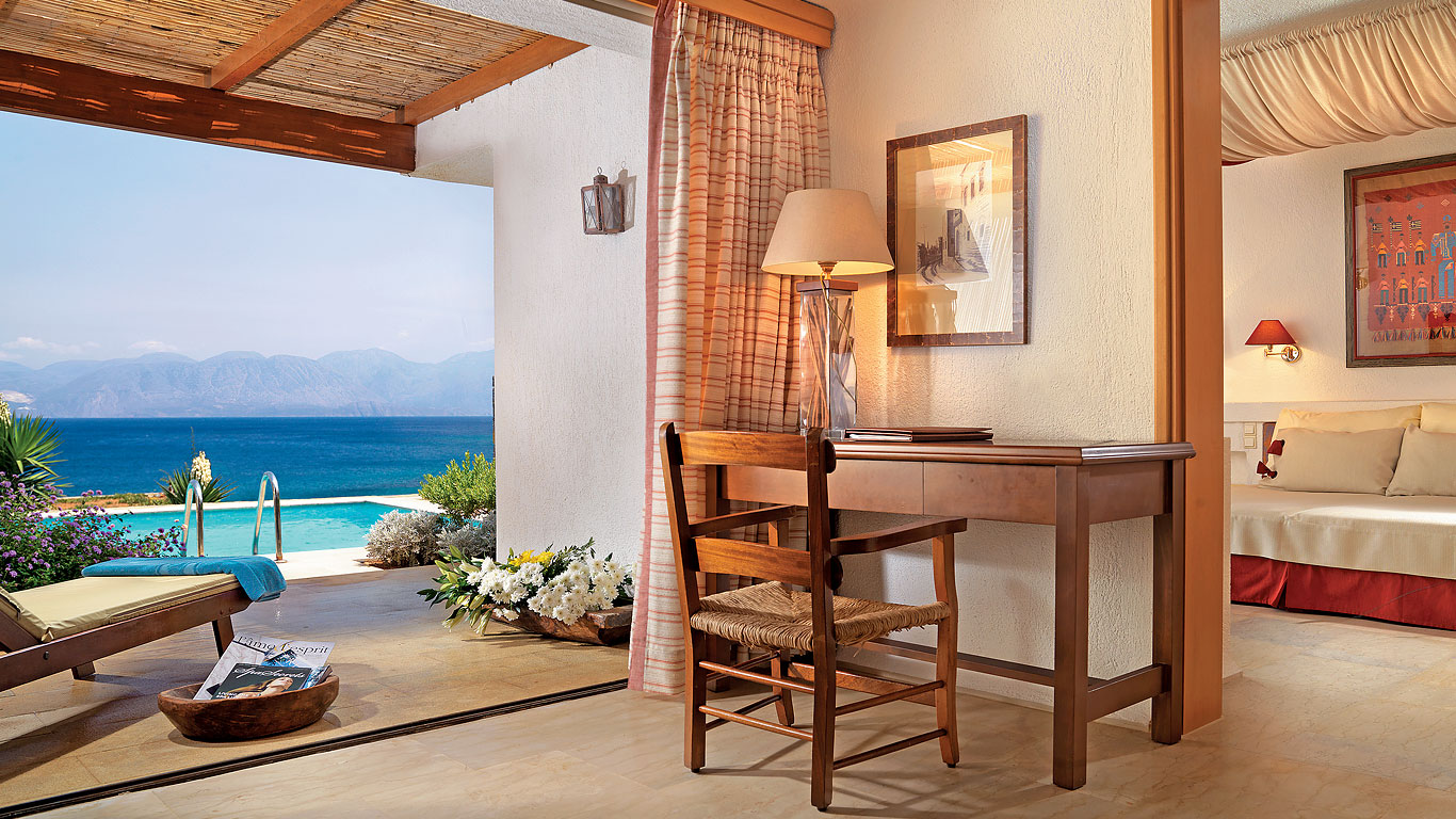 elounda-mare-hotel Bamboo Collection