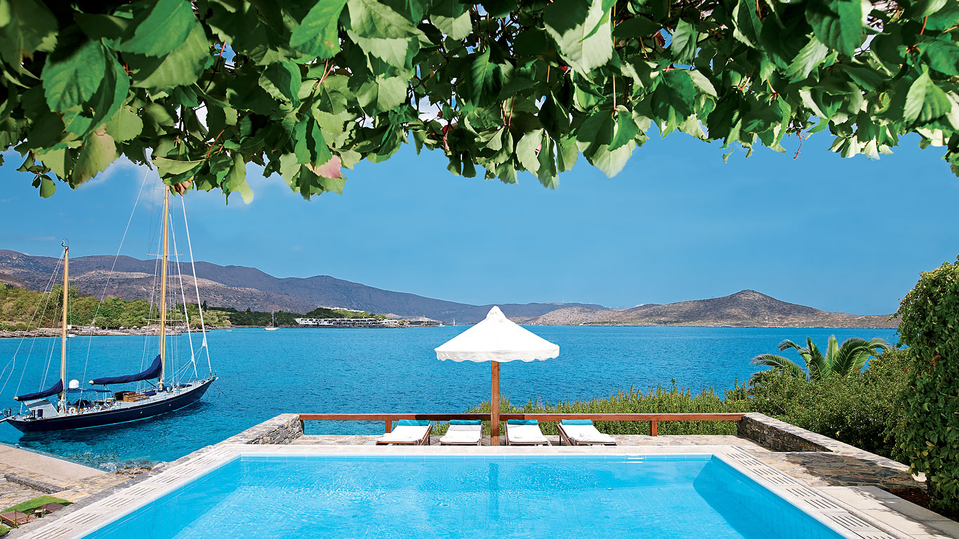 elounda-peninsula Bamboo Collection