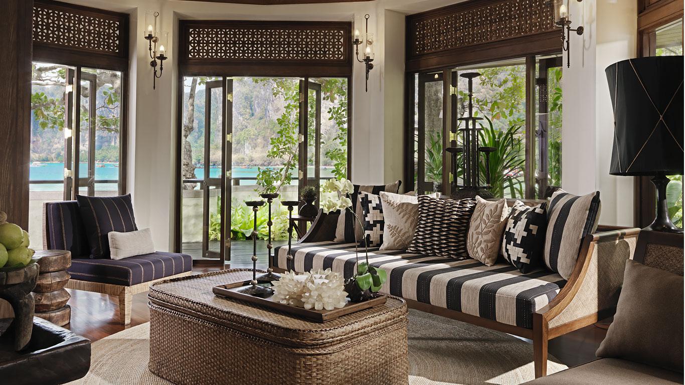 rayavadee Bamboo Collection