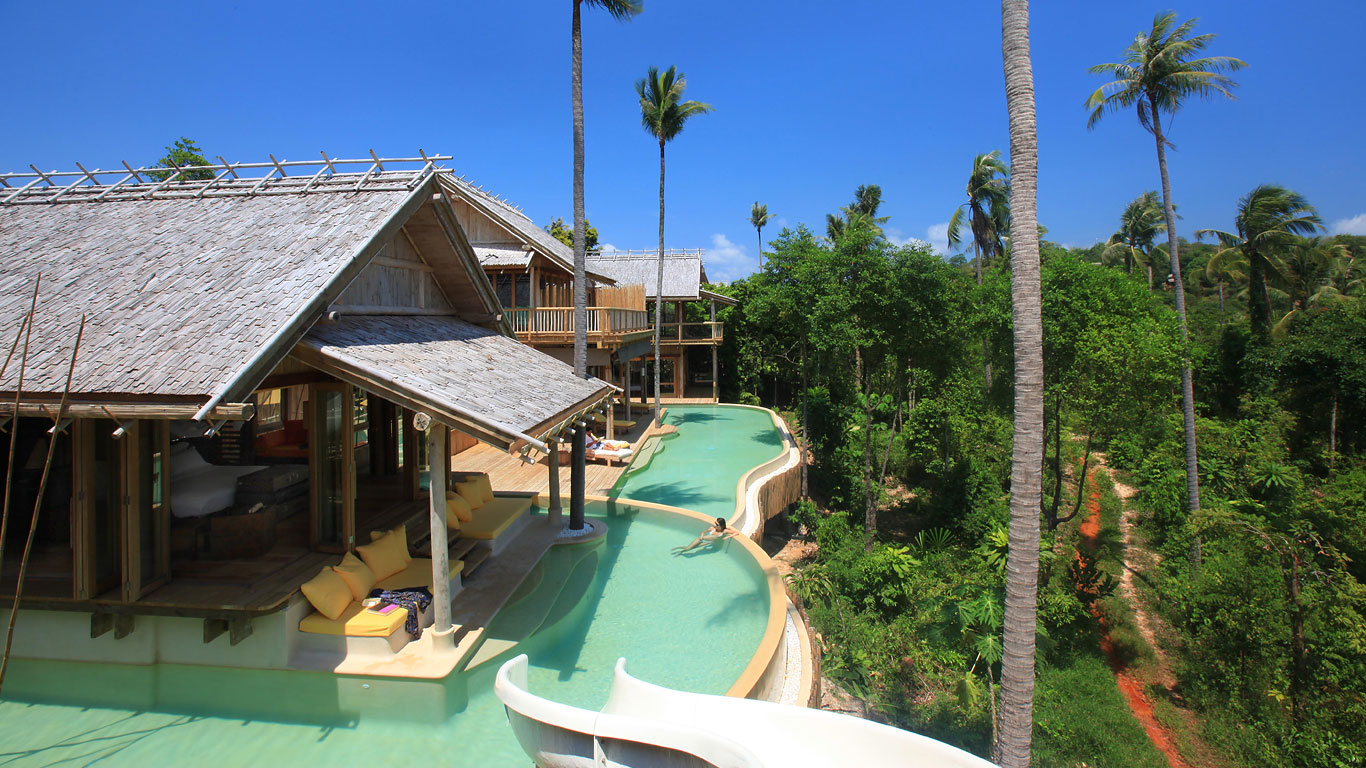 soneva-kiri Bamboo Collection