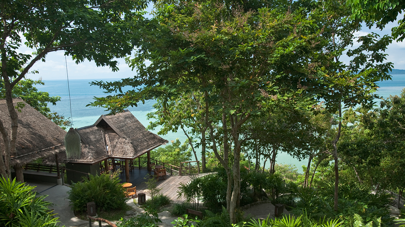 kamalaya bamboo collection