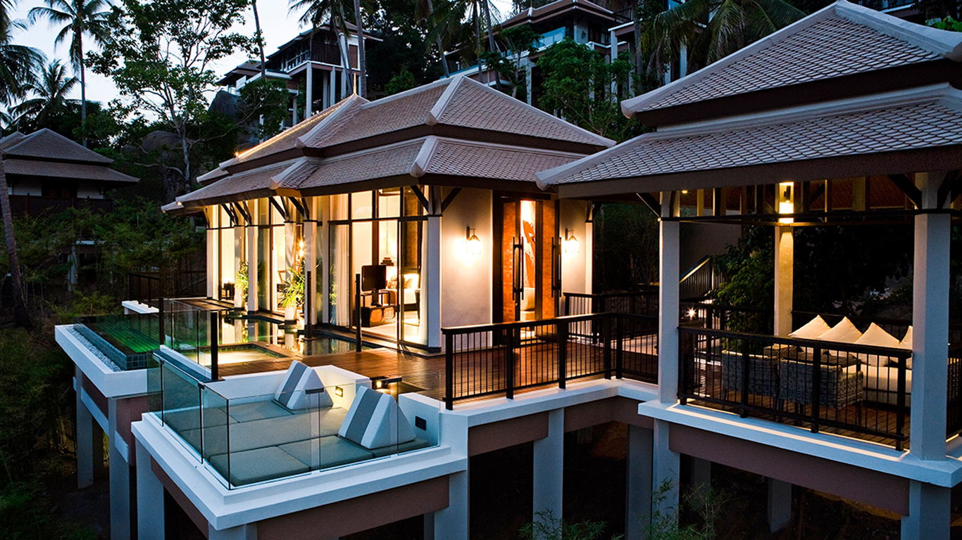 banyan-tree-samui Bamboo Collection