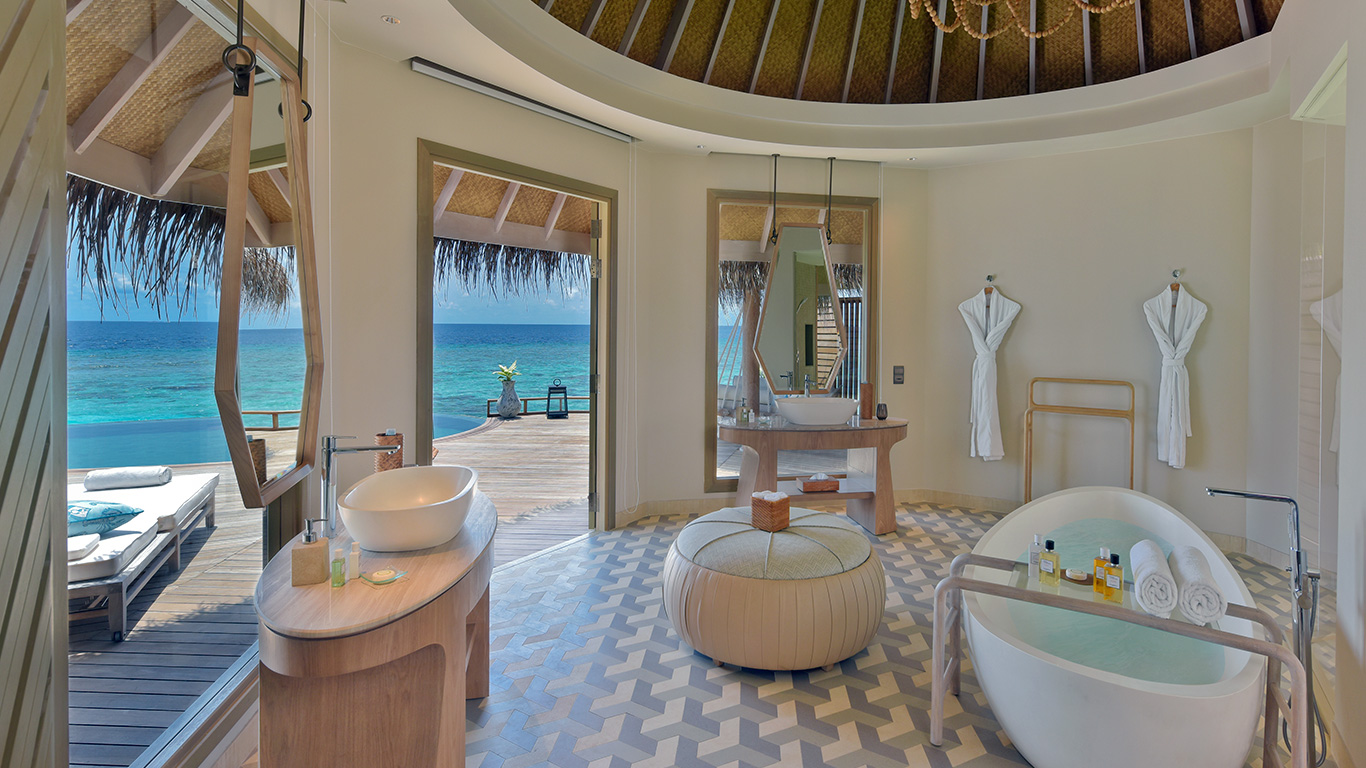 the-nautilus-maldives Bamboo Collection