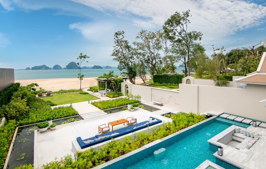 Presidential Beachfront Pool Villa_Outdoor 2