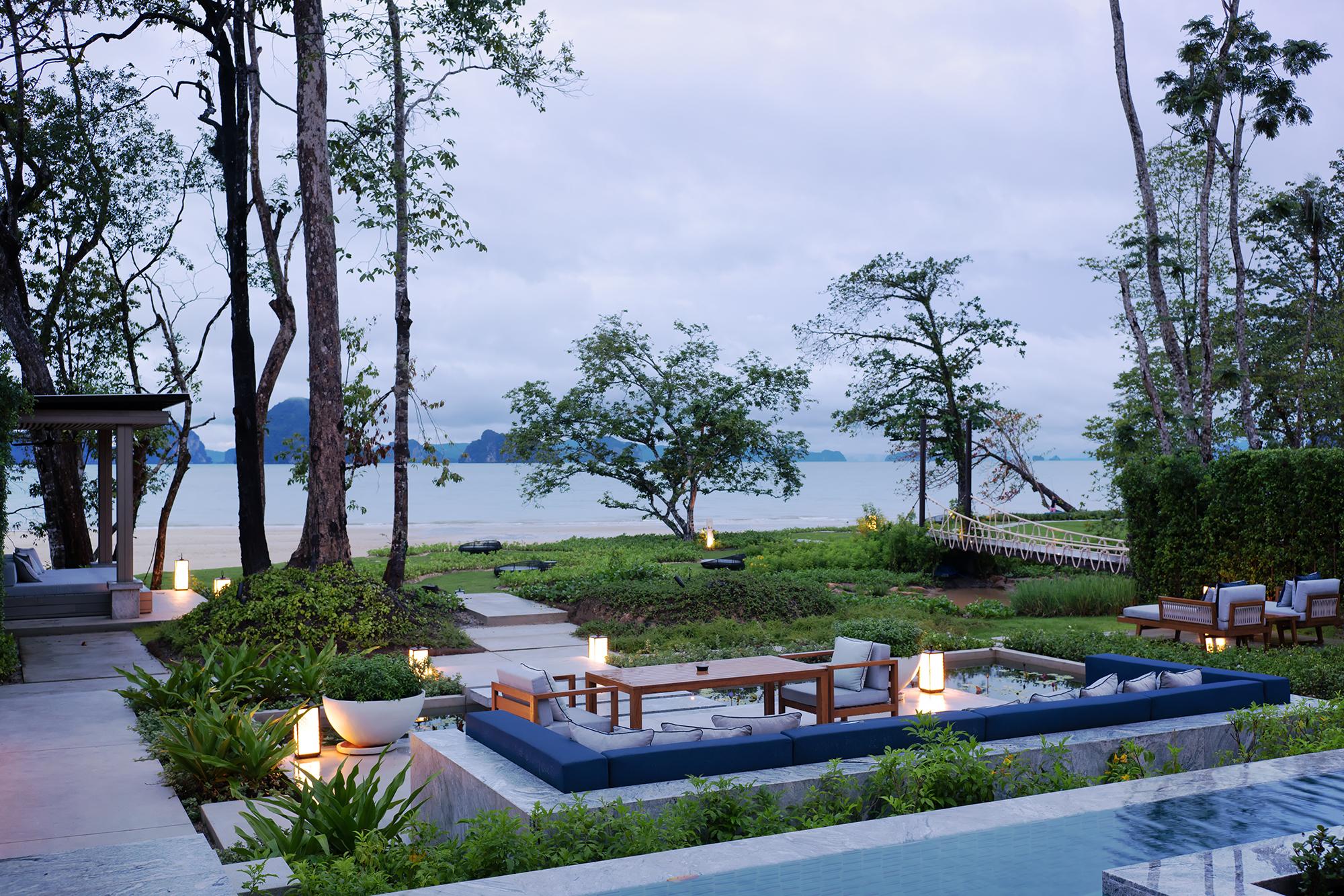 Two Bedroom Beachfront Pool Villa 13
